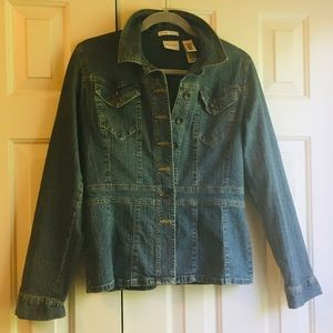 Axcees  jean jacket size M